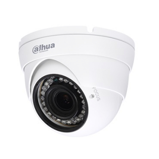 Установка камеры видеонаблюдения HD-HAC-HDW1100RP-VF-S3