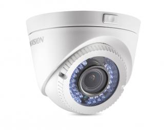 Установка камеры видеонаблюдения DS-2CE56C2T-VFIR3