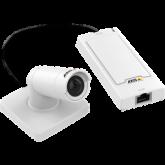 Установка скрытой камеры видеонаблюдения AXIS P1254 (0924-001)