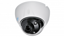 Установка камеры видеонаблюдения RVi-IPC32VL (2.7-12мм)