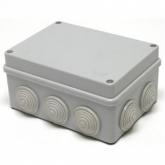Коробка распределительная 150х110х70мм цвет серый
