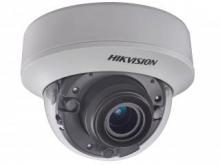 Установка камеры видеонаблюдения DS-2CE56F7T-ITZ (2.8-12 mm)