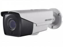 Установка камеры видеонаблюдения DS-2CE16F7T-AIT3Z (2.8-12 mm)