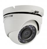 Установка камеры видеонаблюдения DS-2CE56C0T-IRM