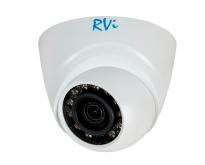Установка камеры видеонаблюдения CVI RVi-HDC311B-C