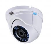 Установка камеры видеонаблюдения TVI RVi-HDC311VB-AT (2.8 мм)