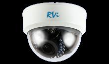 Установка камеры видеонаблюдения RVi-IPC31S (2.8-12 мм)