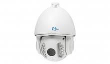 Установка камеры видеонаблюдения RVi-IPC62Z30-PRO V.2