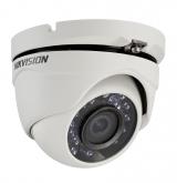 Установка камеры видеонаблюдения  DS-2CE56D5T-IRM