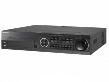 Установка видеорегистратора DS-8116HQHI-F8/N