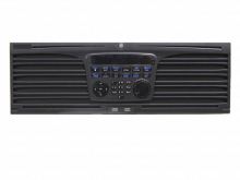 Установка видеорегистратора IP DS-9664NI-I16