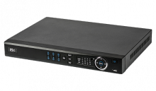 Установка видеорегистратора RVi-HDR16LB-C V.2