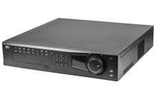 Установка видеорегистратора RVi-IPN64/8-4K