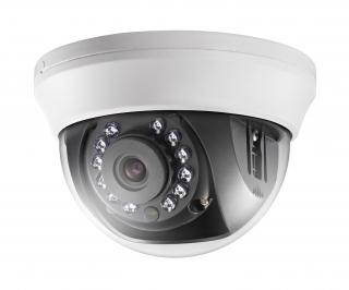 Установка камеры видеонаблюдения DS-2CE56D0T-IRMM