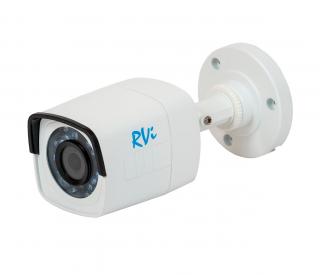Установка камеры видеонаблюдения TVI RVi-HDC421-T (2.8 мм)
