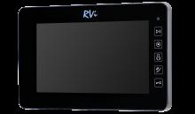 Установка видеодомофона RVi-VD7-22(black)