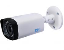 Установка камеры видеонаблюдения CVI RVi-HDC411-C (2.7-12 мм)