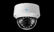 Установка камеры видеонаблюдения RVi-IPC34 (3.0-12 мм)