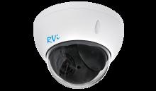Установка камеры видеонаблюдения RVi-IPC52Z4i