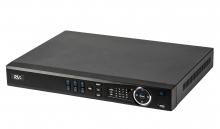 Установка видеорегистратора RVi-IPN16/2-PRO NEW