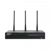Установка видеорегистратора DHI-NVR4104HS-W-S2